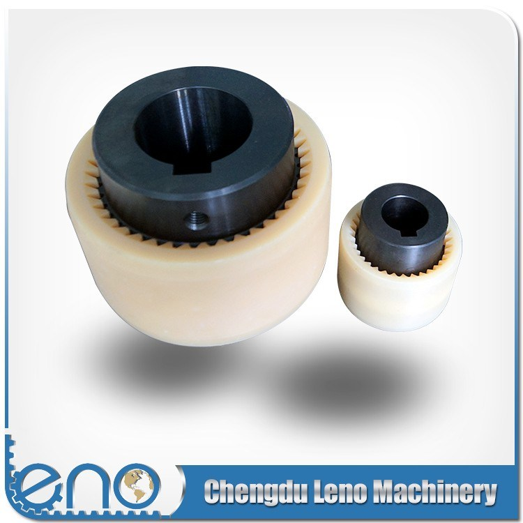 Different Types of Curved Tooth Gear Coupling