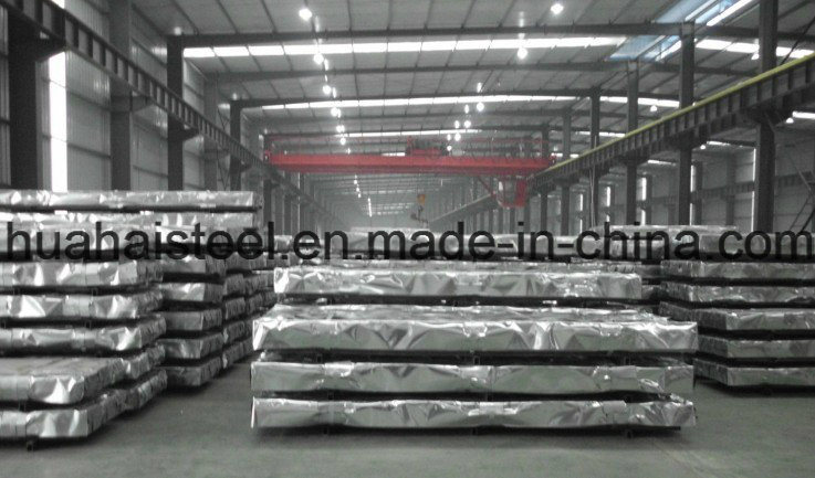 Primer Quality Prepainted Metal for Roofing Tile