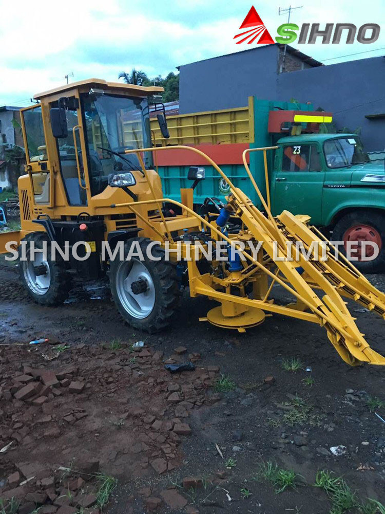 4zl-15 Sugarcane Agricultural Machinery Harvester