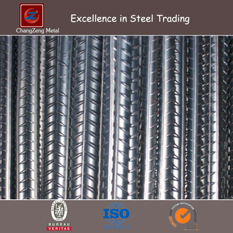 Stainless Steel Rebar in Bundles (CZ-R20)
