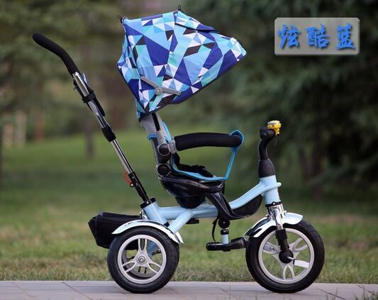2016 Adjustable New Design Baby Tricycle/ Kids Tricycle