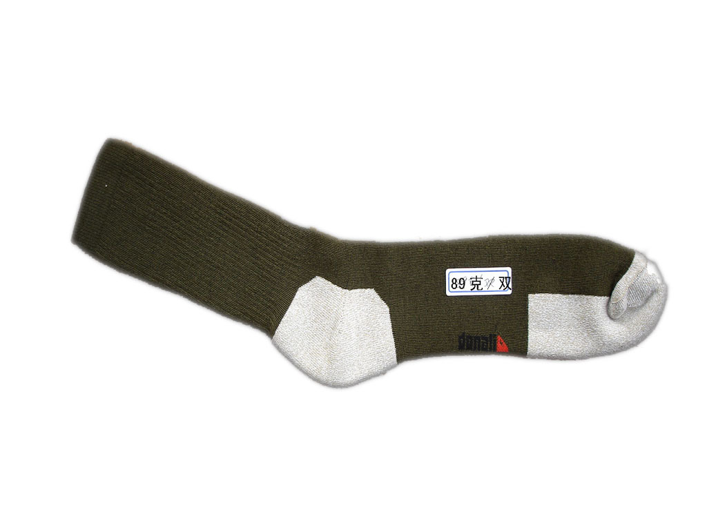 Men Women Outdoor Sports Socks with Full Terry (ods-02)