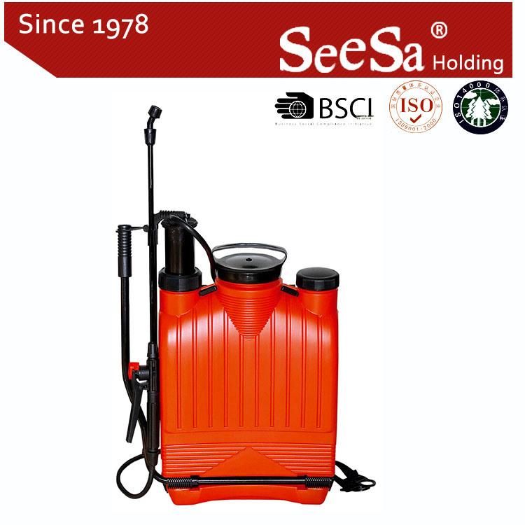 16L Knapsack/Backpack Manual Hand Pressure Agricultural Sprayer (SX-LK18E)