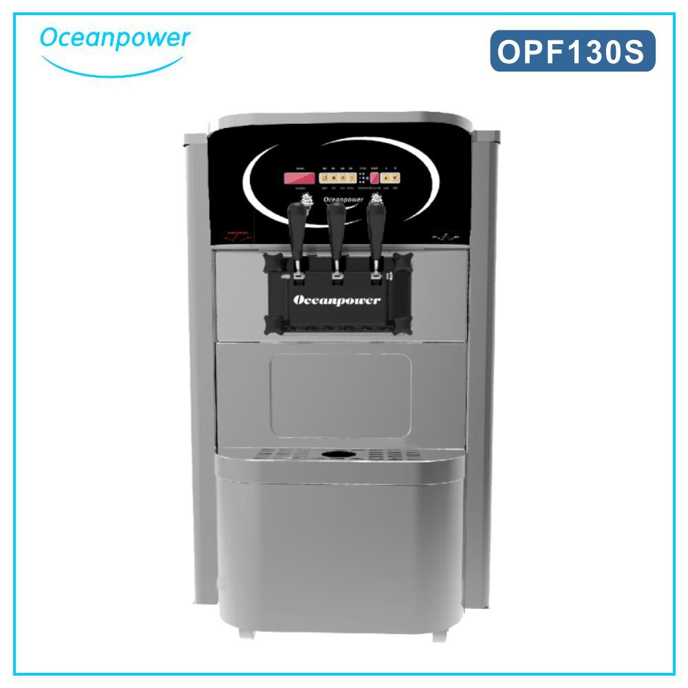 Soft Ice Cream Machine (Oceanpower OP130S)