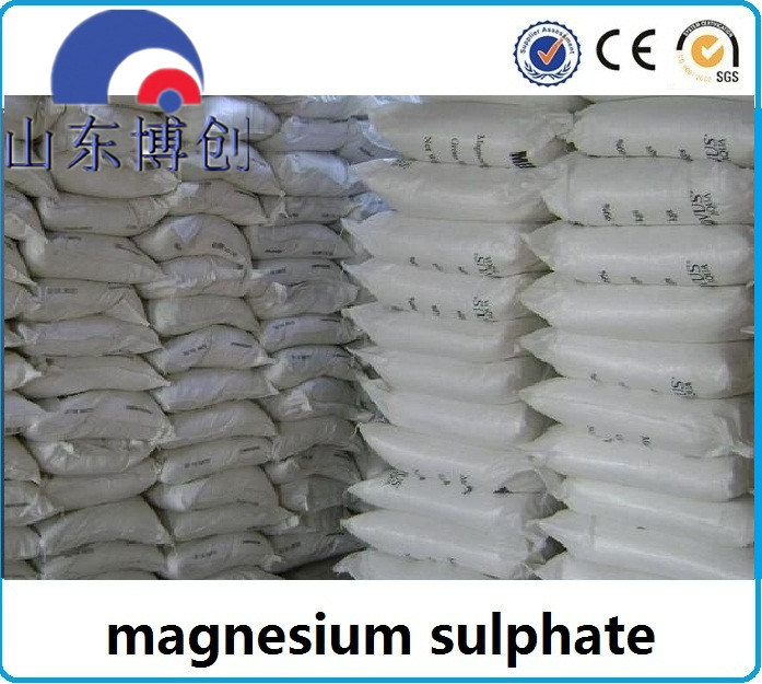 Supply Industrial Grade Magnesium Sulphate