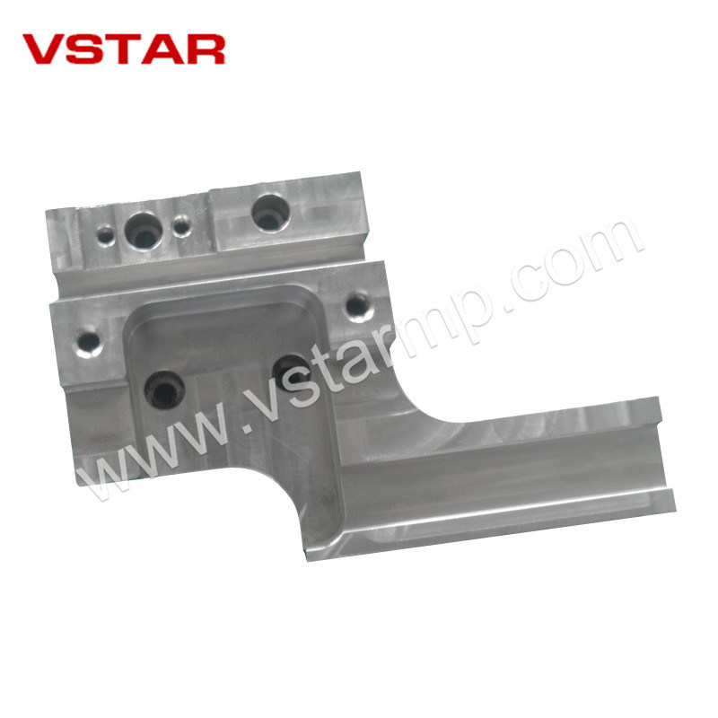 High Precision Customized Stainless Steel Part by CNC Machining for Automation