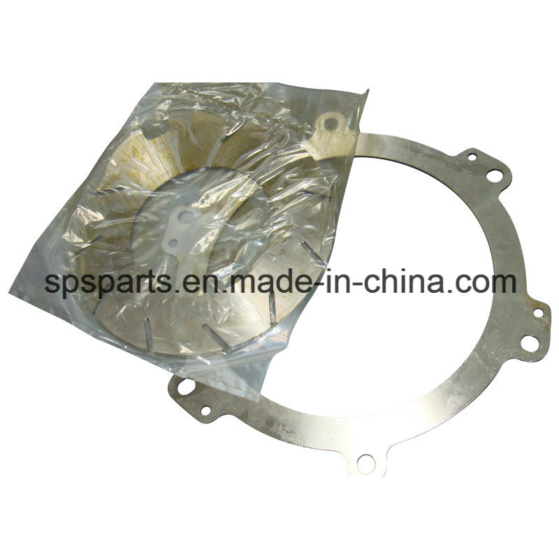 Based Friction Plate for Cae / David Brown