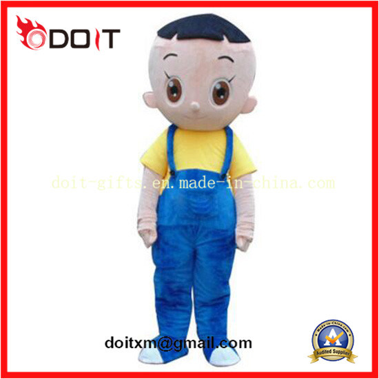 Customized Cartoon Character Big Head Son Mascot Costume