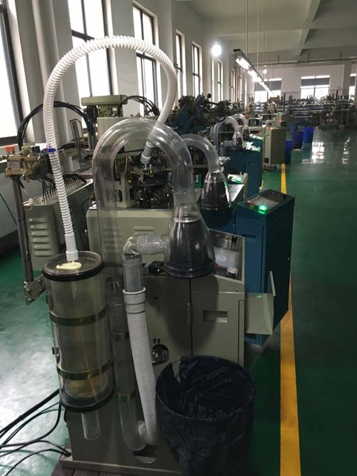 6f Compterized Plain Invisible Sock Knitting Machine