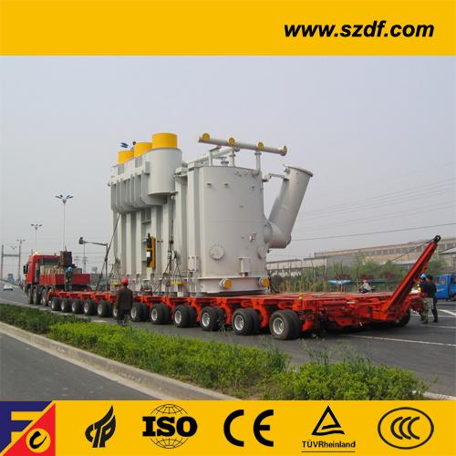 Traction Hydraulic Modular Trailer / Traction Hydraulic Modular Transporter -Spmt (SPT)