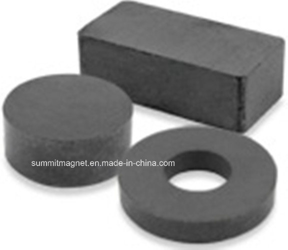Ceramic Ferrite Magnet with Kinds of Shape