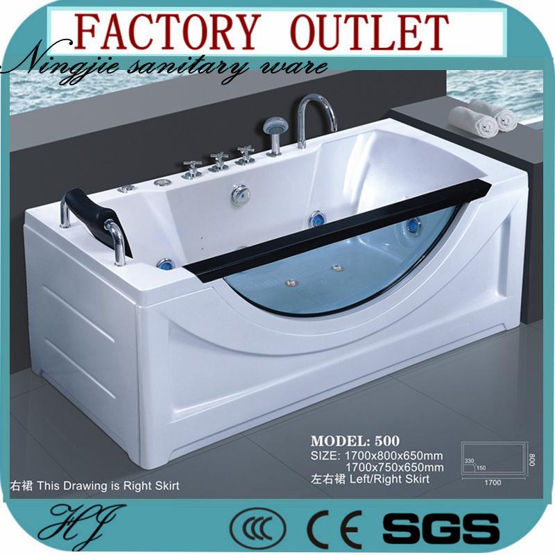 China Sanitary Ware Bathroom Bath Tub (500) - China Bath Tub, SPA ...