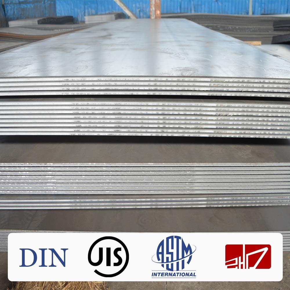 Professional Manufacturer Galvanized Steel Plate