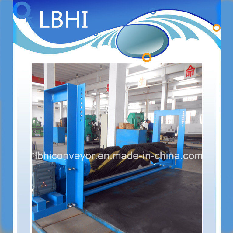 High-Quality Electric Brush Cleaner/ Nylon Brush Roller for Belt Conveyor