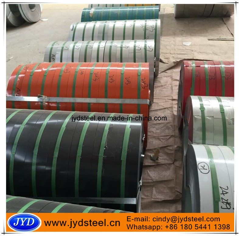 Prepainted Galvanized Steel Strips/PPGI
