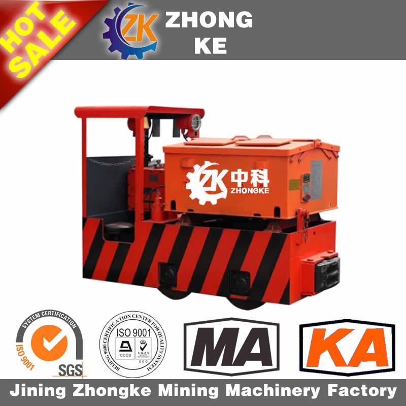 Ccg 5/6p Mining Anti-Explosive Electrical Battery Locomotive