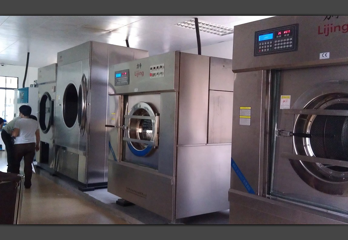 Industrial Washing Machines : China xgq kg ce hotel laundry equipment industrial