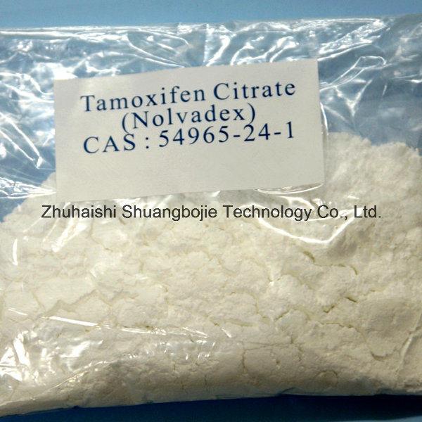 Anti-Estrogen Steroid Powder Tamoxifen Citrate for Bone Cancer Treatment