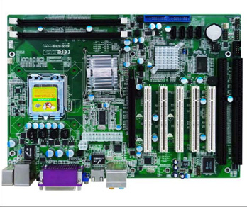 Img31, Industrial Motherboard, Support 5xpci, 2xisa Slot