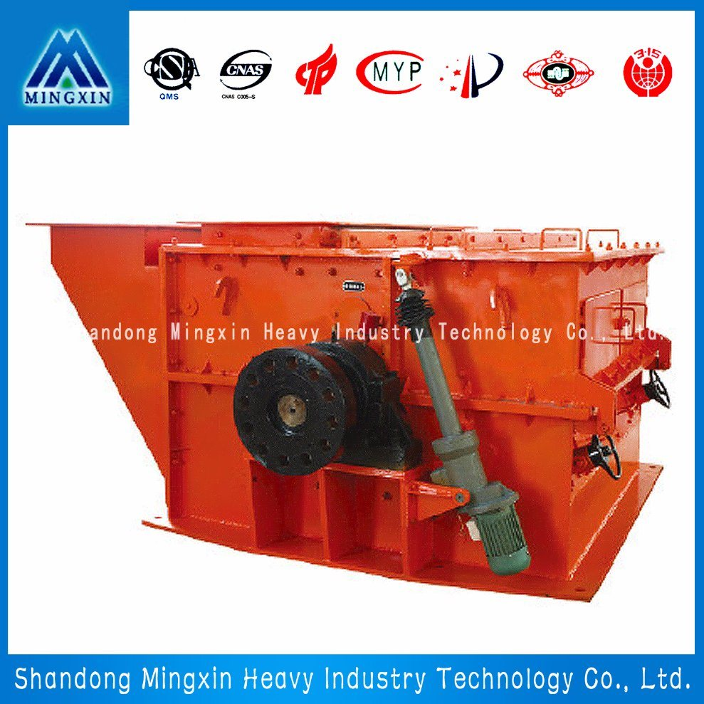 Pch Ring Hammer Crusher for Crushing Coal Coke Slag