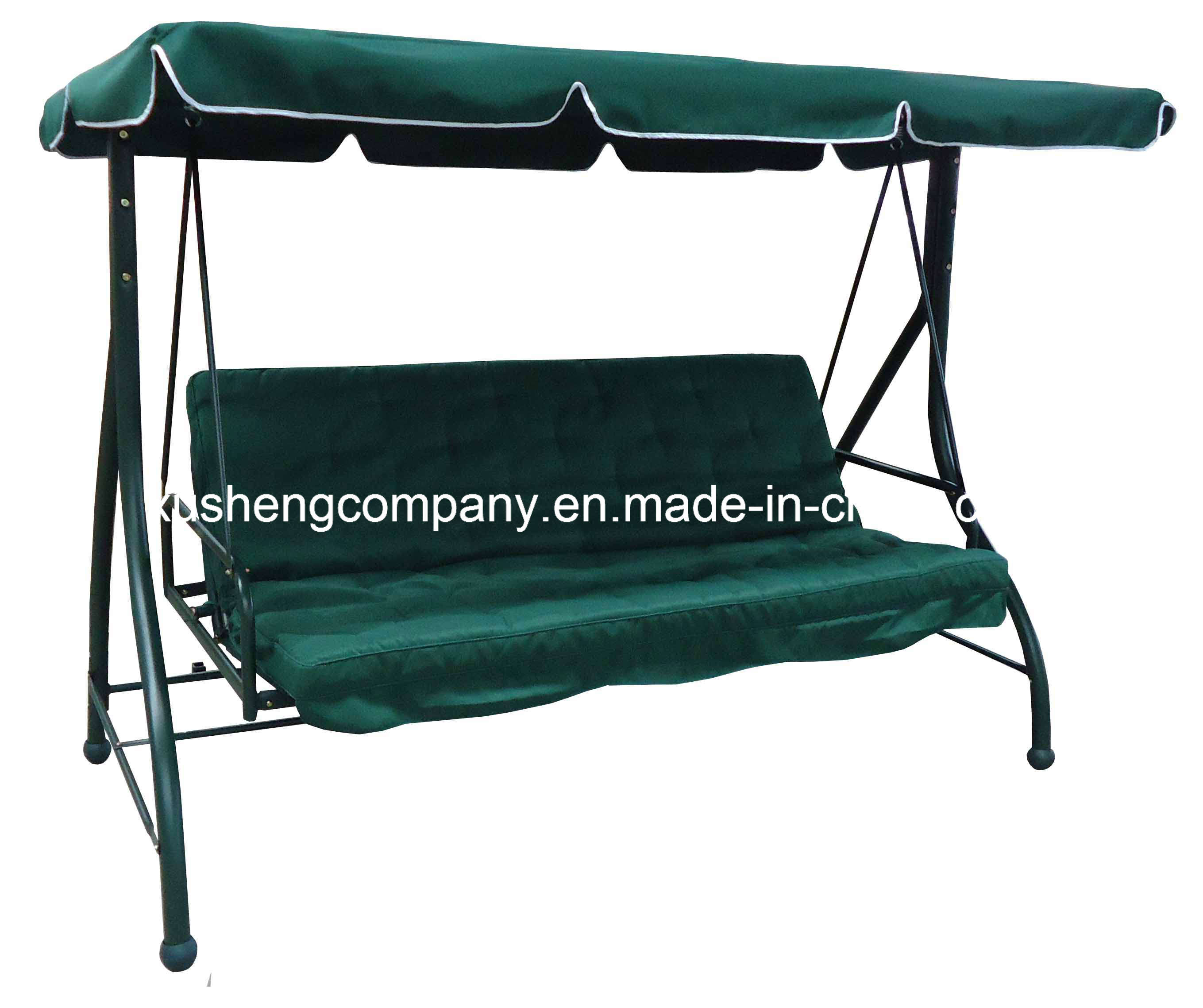 3 Seater Deluxe Garden Swing Chair with 2 Function (bed&chair)