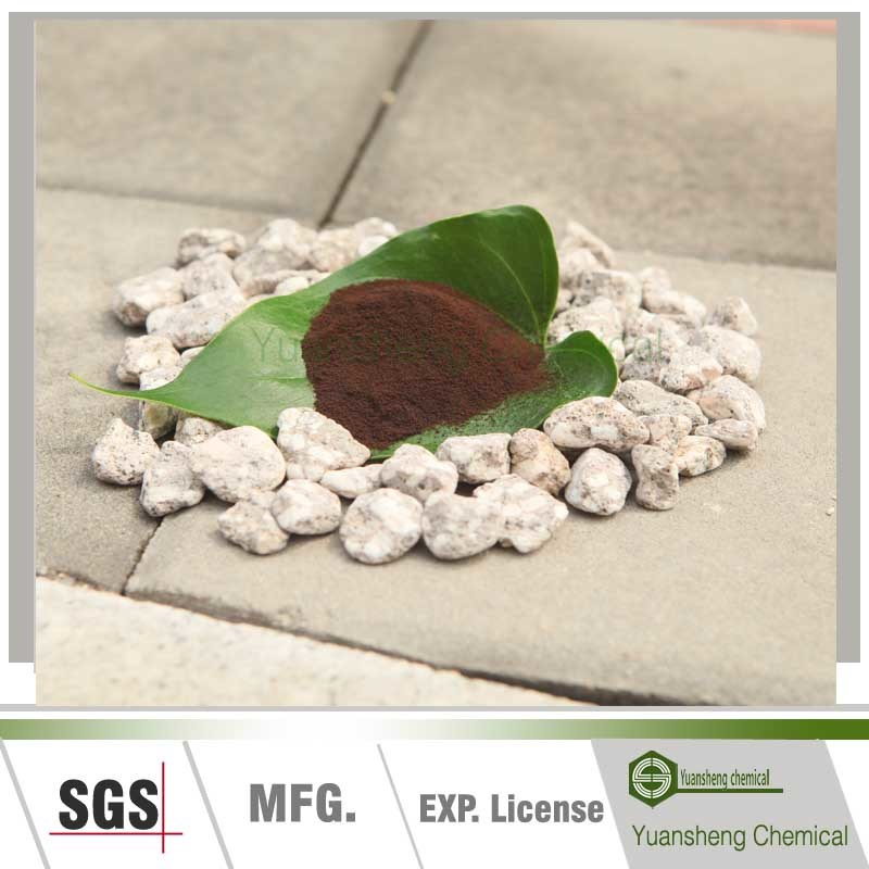 Water Reducing Agent of Calcium Lignosulfonate-Wood