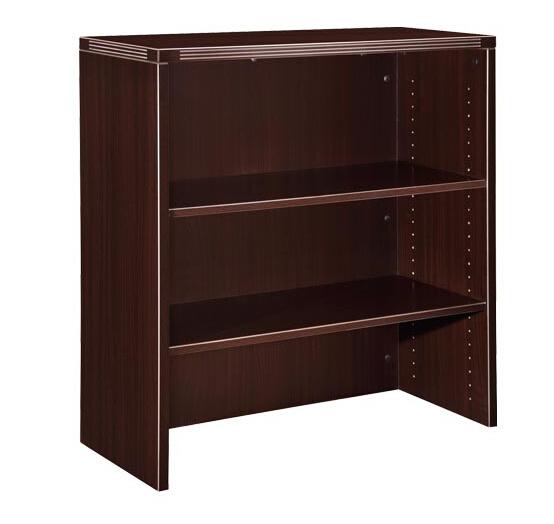 Modern High Quality MFC Board Office Furniture Open Hutch