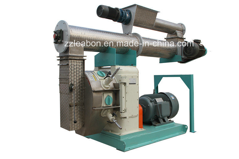 Ring Die Feed Pellet Machine Chemical Industry Fertilizer Industry and Sugar Industry
