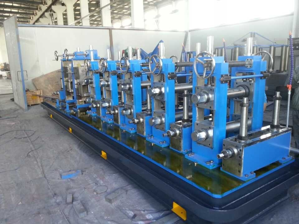 Wg219 High Precision Welded Pipe Equipment