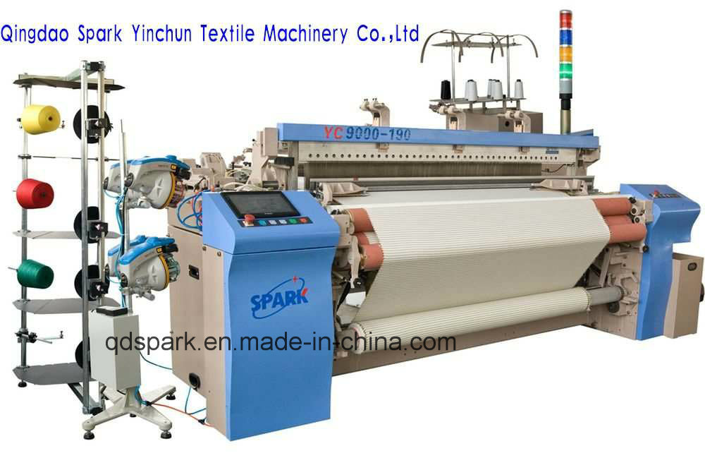 High Speed for Light and Heavy Fabric Yc910 Series Air Jet Loom