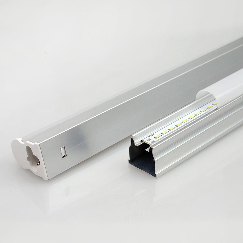 4W 8W 12W 16W G13 Aluminum PC T5 LED Tube