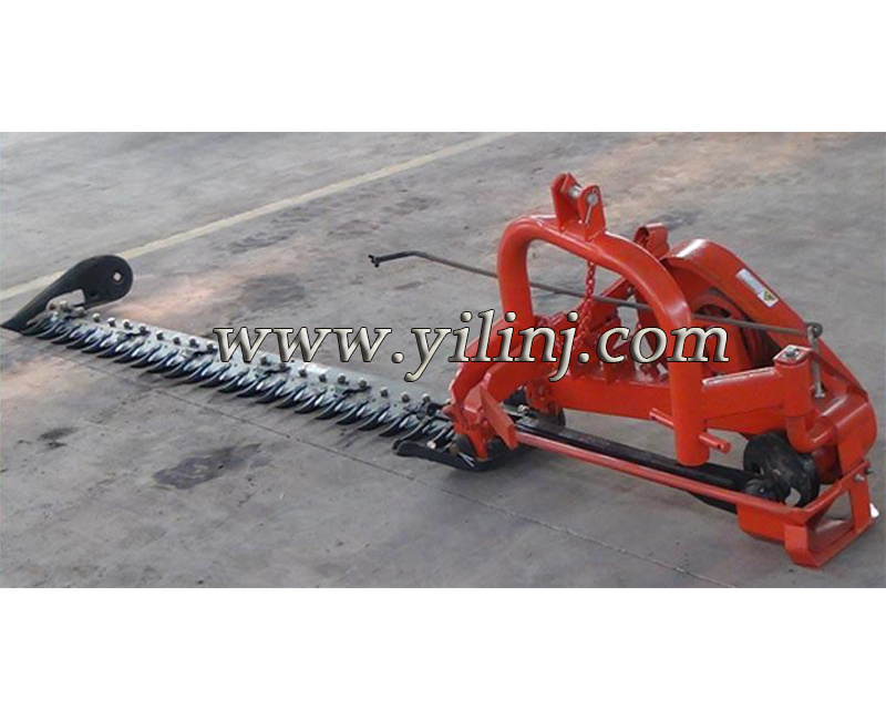 High Quality Round Tube Grass Mower with Low Price