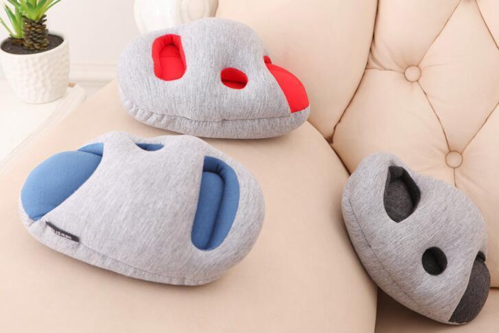 Latest Design Multi-Purpose Ostrich Pillow