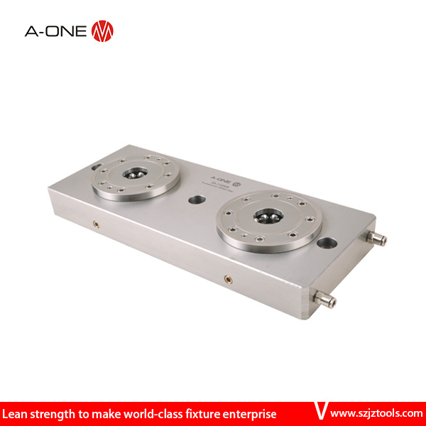 a-One Zero Point Clamping Fixture for CNC Heavy Machining