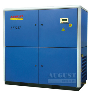 37-45kw Stationary Air-Cooled Compressors