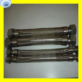 High Quality Braided with Stainless Steel SAE 100 R14 PTFE Teflong Hose