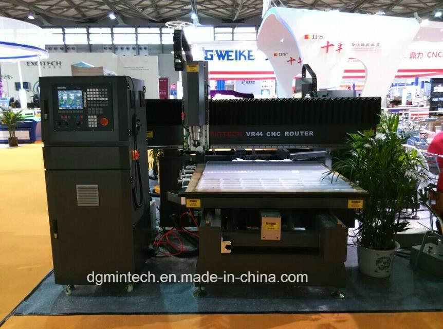 Vacuum Table CNC Woodworking Cutting Machinery