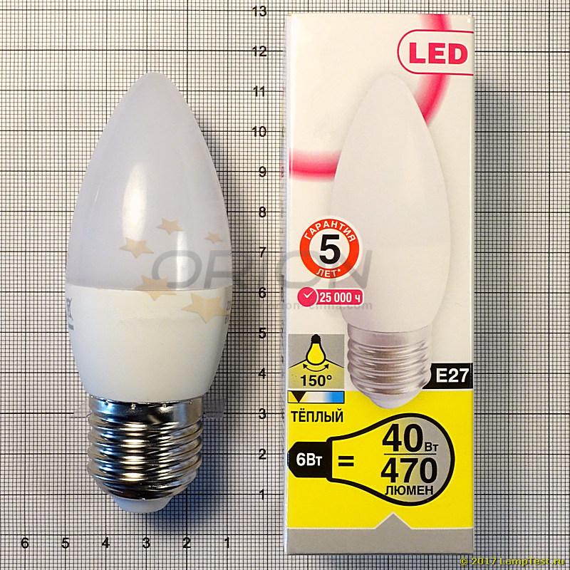 LED Bulb Lamp 5W E14 E27 LED Candle Light for Home