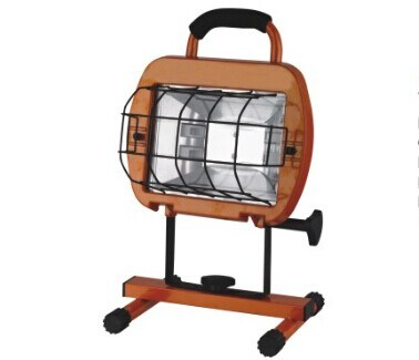 Halogen 600W UL/CE Listed Portable Light