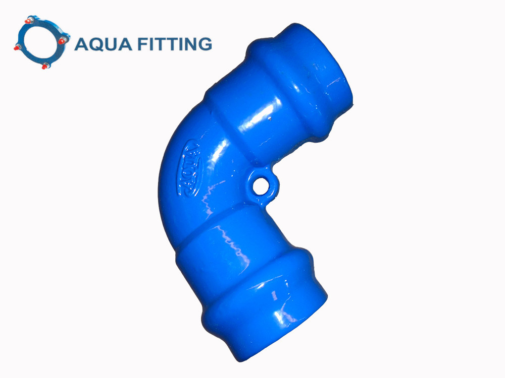 Ductile Iron Fitting Socket for PVC Pipe En545