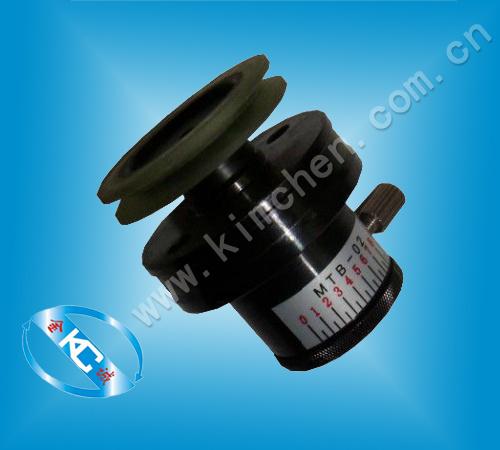 Magnet Damper MTB-02 (magnetic damper) Magnet Tension Unit Coil Winding Wire Tensioner