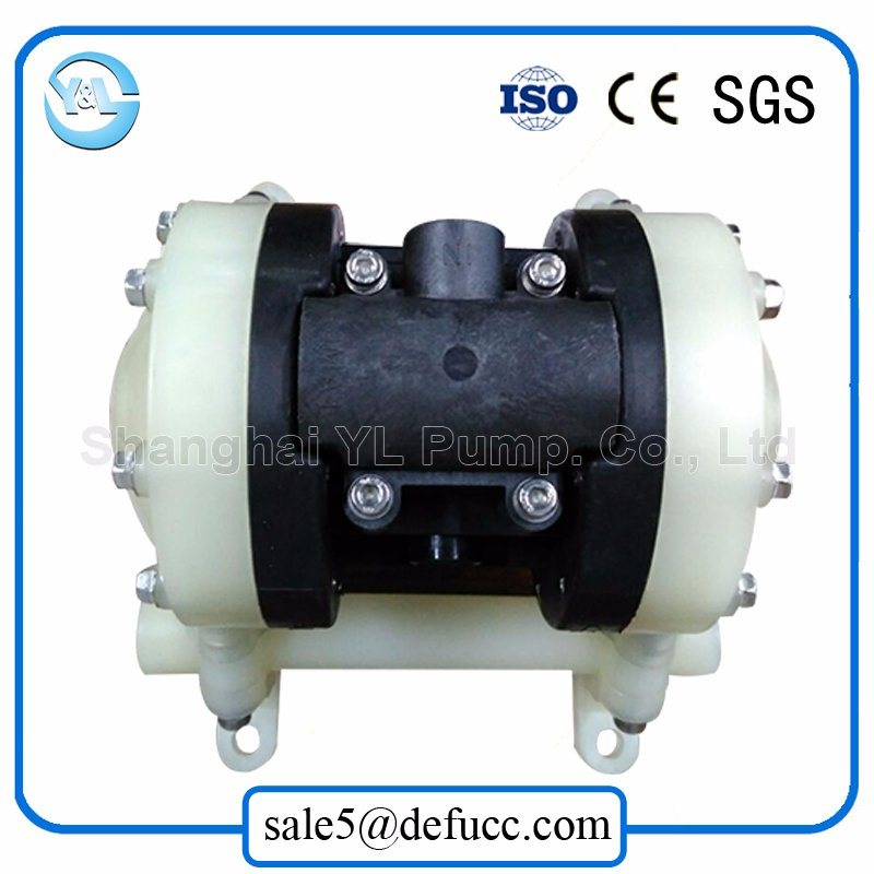 Low Cost Air Operated Plastic Diaphragm Pump Qbk-06/10