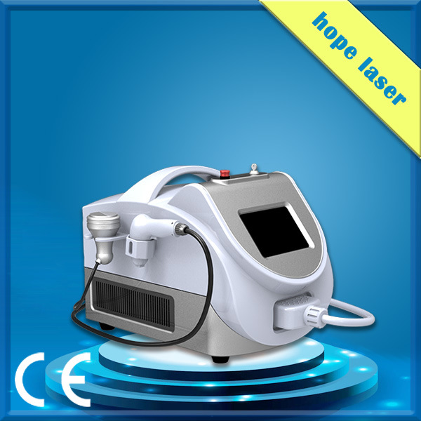 2017 Mini Powerful Cavitation + Vacuum + Fractional RF