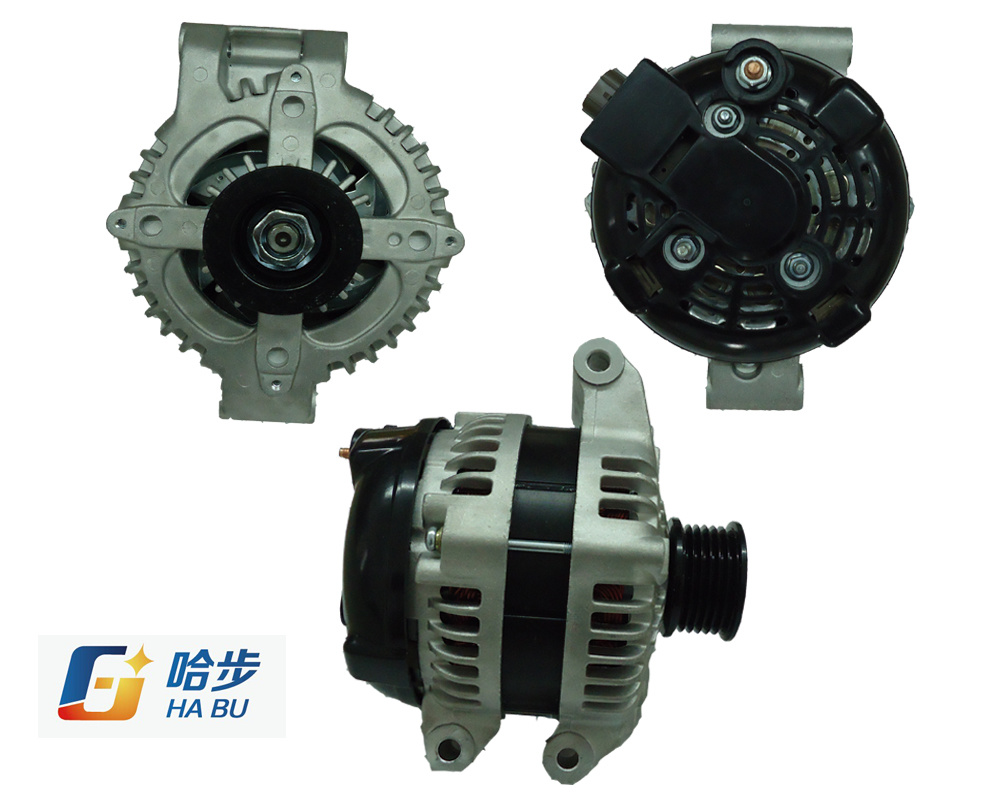 Auto/Car Alternator, 12V 105A, Denso 104210-3290, 104210-3291