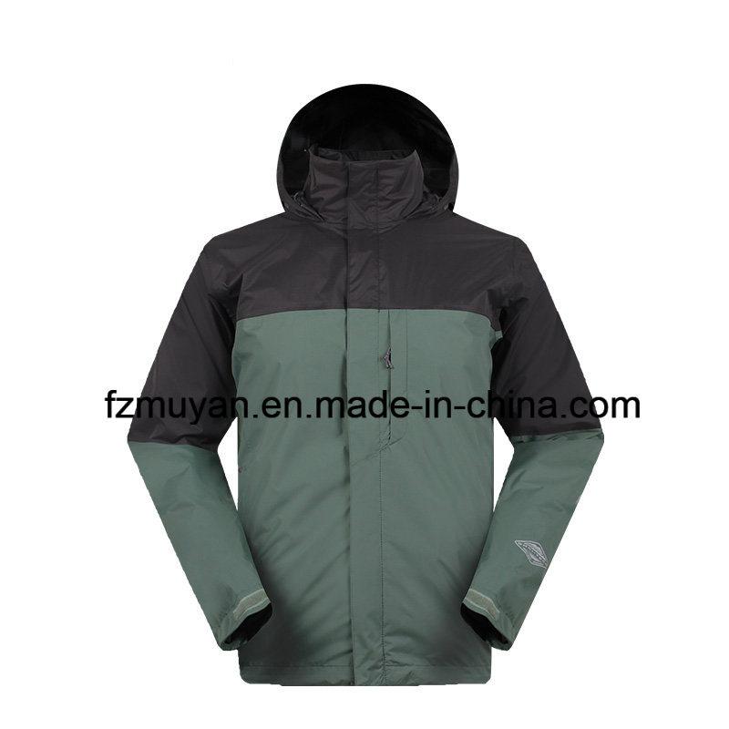 Male Models Outdoor Waterproof Breathable Jackets