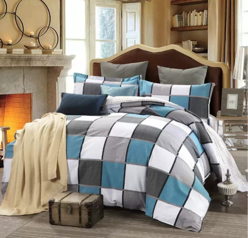 100%Polyester Hot Sale Microfiber Fabric for Bedding in Colombia