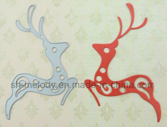 Sika Deer Cutting Dies / Metal Cutting Die for Card Making