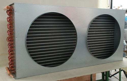 Evaporator Cooling Coils for Heat Pump