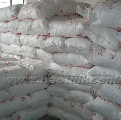 Zinc Oxide Indirect Process High Purity for Rubber and Pharm
