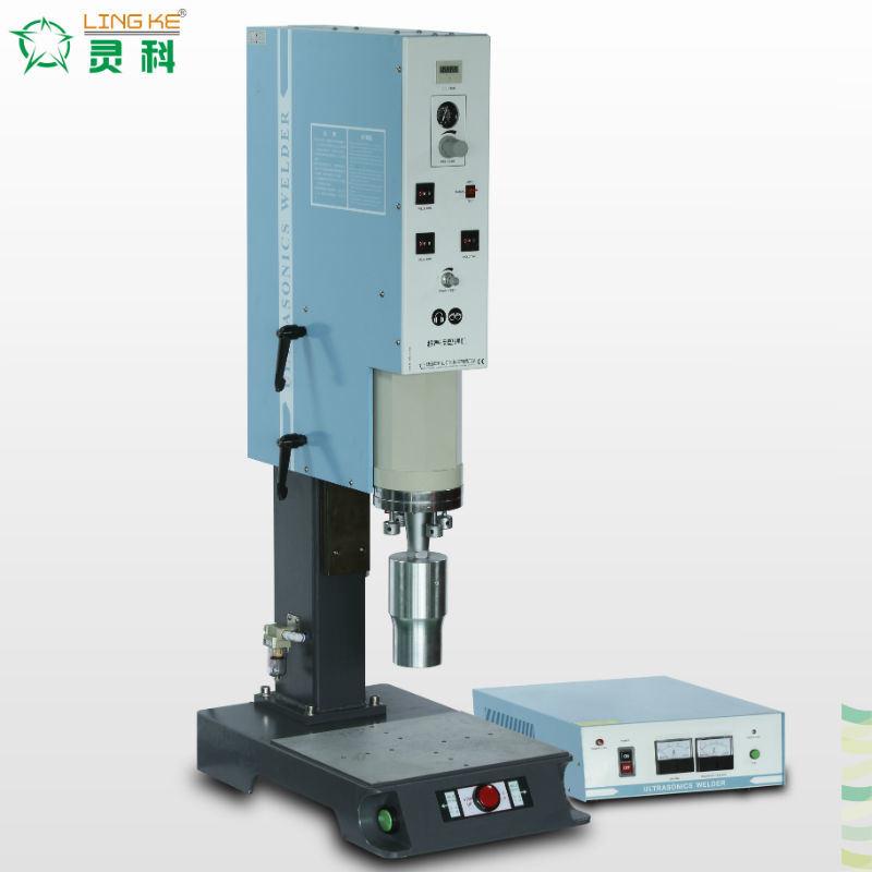Ultrasonic Welding Machine for PP, PS, ABS, Non-Woven Plastic Welding